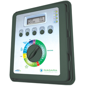 EcoLogic ET Irrigation Controller by Niagara Conservation